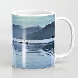 Toba Lake Coffee Mug