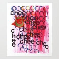 Wish list Art Print