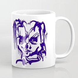 face14 blue Coffee Mug