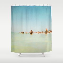2900 Miles #1 Shower Curtain