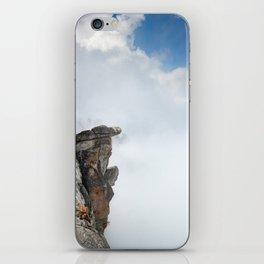 Glacier Point, Yosemite National Park, 7,000ft Above Yosemite Valley, Yosemite Photography iPhone Skin