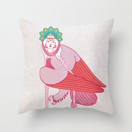 Sirin Ver. 1 Throw Pillow