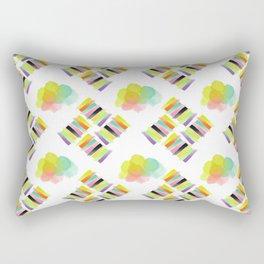 Colorful Socks Rectangular Pillow