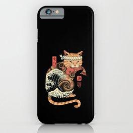 Catana Wave iPhone Case
