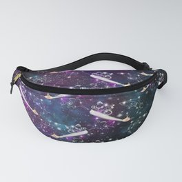 Exploring The Star Fish Constellations Fanny Pack