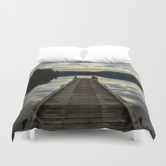 Jetty Duvet Cover