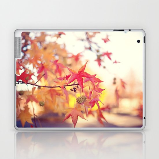 Forever Fall  Laptop & iPad Skin