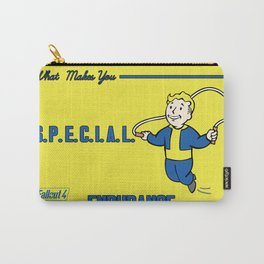 Endurance S.P.E.C.I.A.L. Fallout 4 Carry-All Pouch
