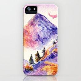A Land of Magic iPhone Case