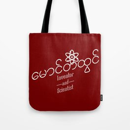 Maung Tee Htwin Tote Bag