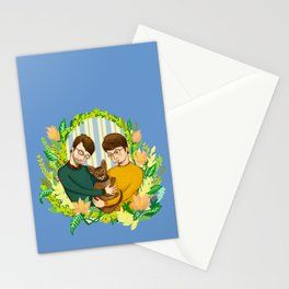 One Happy Family Stationery Cards