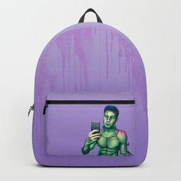 Frankenstein's Selfie Backpack