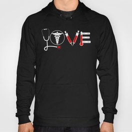 Nurse Love Hoody