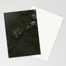 Day 0961 /// Muddy surface Stationery Cards