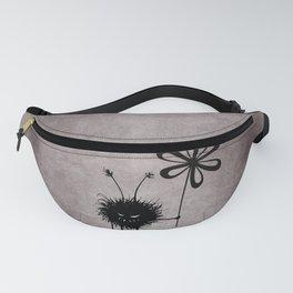 Evil Flower Bug Fanny Pack