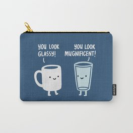 Mug and Glass Carry-All Pouch