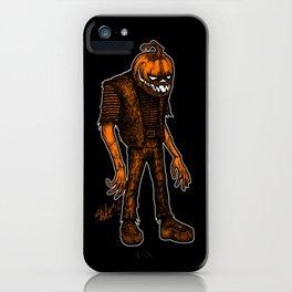 Autumn People 4 iPhone Case
