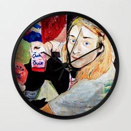 cobain Wall Clock