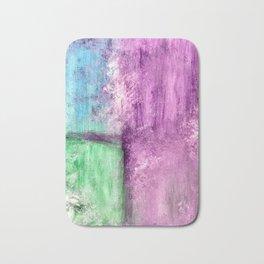 Abstract Window Bath Mat