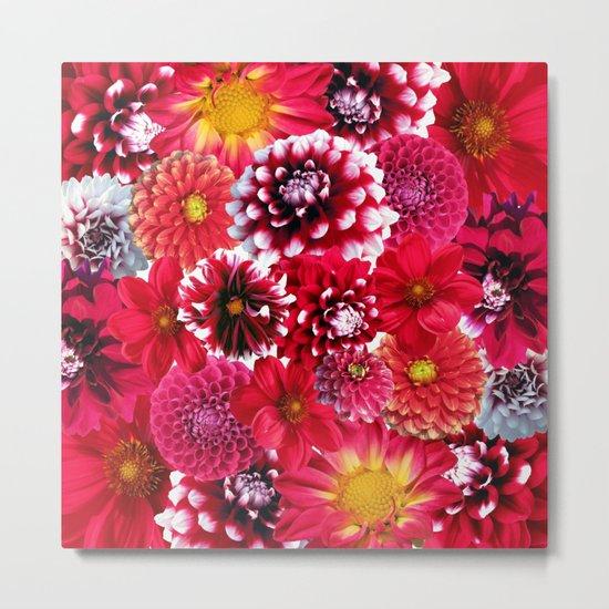 Botanical Beauty II Metal Print