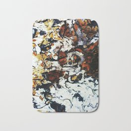 Topographical Bath Mat