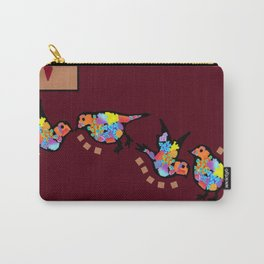 Mischief Tweets Carry-All Pouch