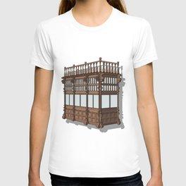 Colonial Balcony - Balcon colonial T-shirt