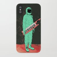 space jam iPhone & iPod Cases featuring Space Jam by Chase Kunz
