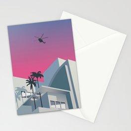 Miami Nice (chopper ver.) Stationery Cards
