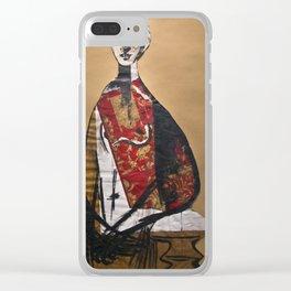 RARE Pablo Picaso - Portrait of a Woman , 1928 Clear iPhone Case