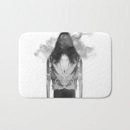 Faceless Bath Mat