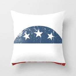 Cory Booker 2020  - Cory Booker for President Throw Pillow