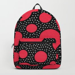 Galactic dots Backpack