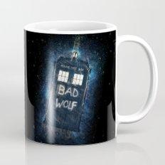 Bad Wolf TARDIS Coffee Mug