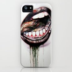do you wanna touch iPhone (5, 5s) Slim Case
