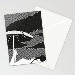 nice dream Stationery Cards
