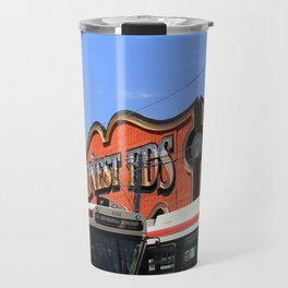 Red Rocket 21 Travel Mug