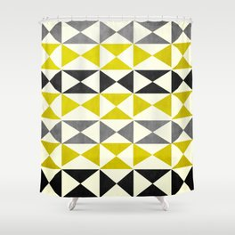 Chérissent Geometrics Shower Curtain