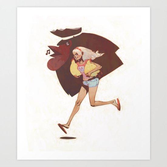 G_C Art Print