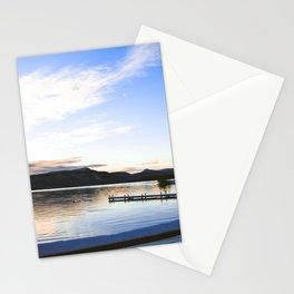 The Lake At Sunrise II Stationery Cards