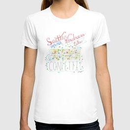 Scatter Kindness Like Confetti T-shirt