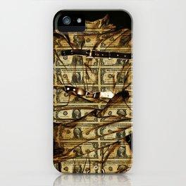 Affluenza iPhone Case