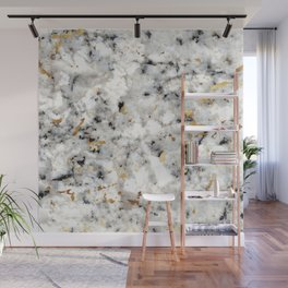 Classic Marble with Gold Specks Wall Mural