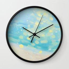 Florida Beach  Wall Clock