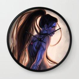Quiet Dance Wall Clock