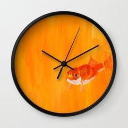 My Way Wall Clock