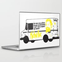 moby Laptop & iPad Skins featuring Moby Beard  by senioritis