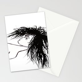 Hair 4 Stationery Cards