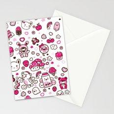 Kawaii Friends Stationery Cards