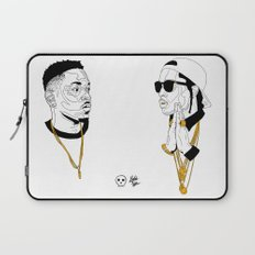 Kendrick Lamar Laptop Sleeve